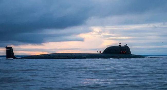 Kapal selam nuklir kelas Yasen Rusia