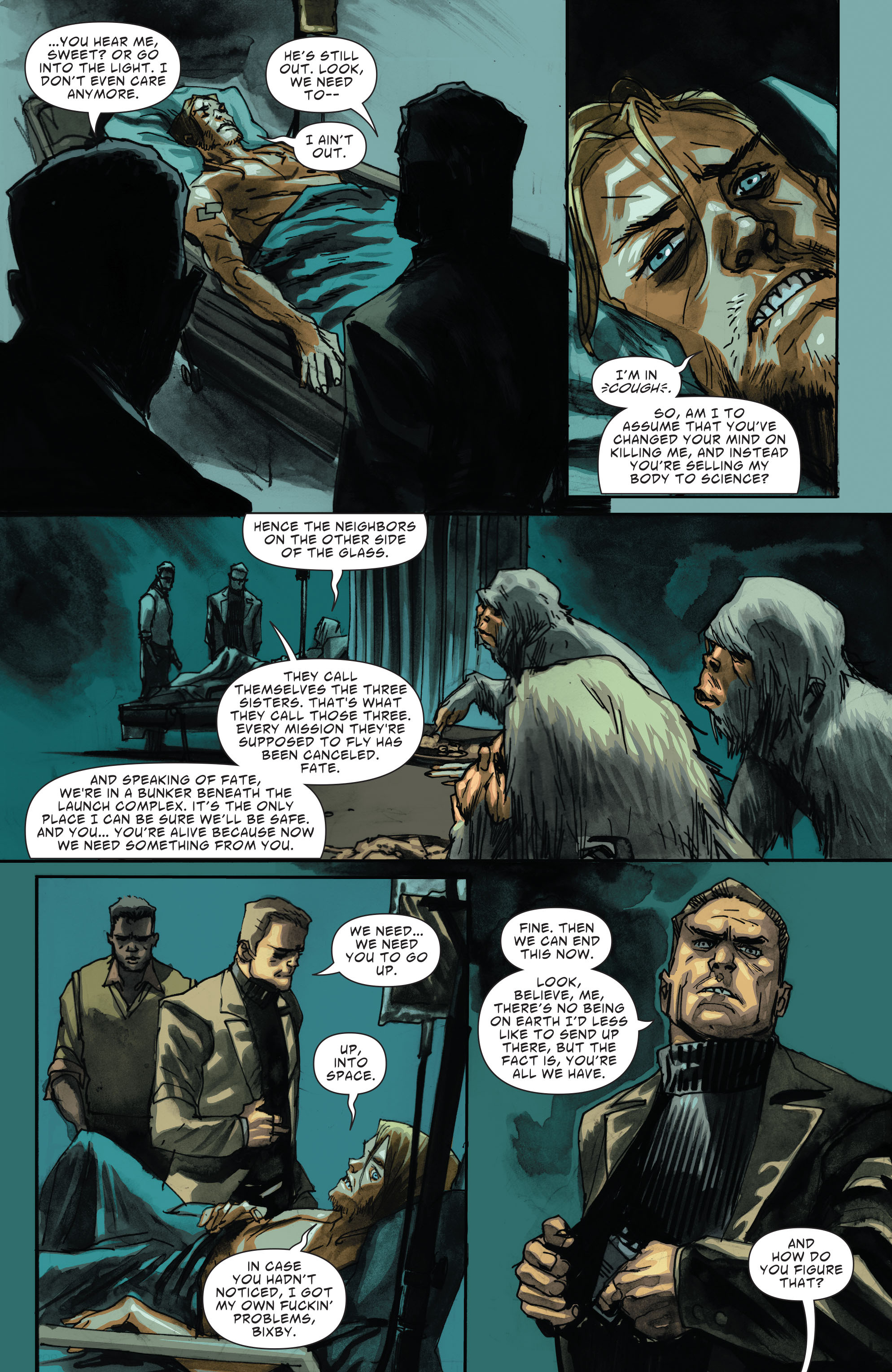Read online American Vampire: Second Cycle comic -  Issue #8 - 10