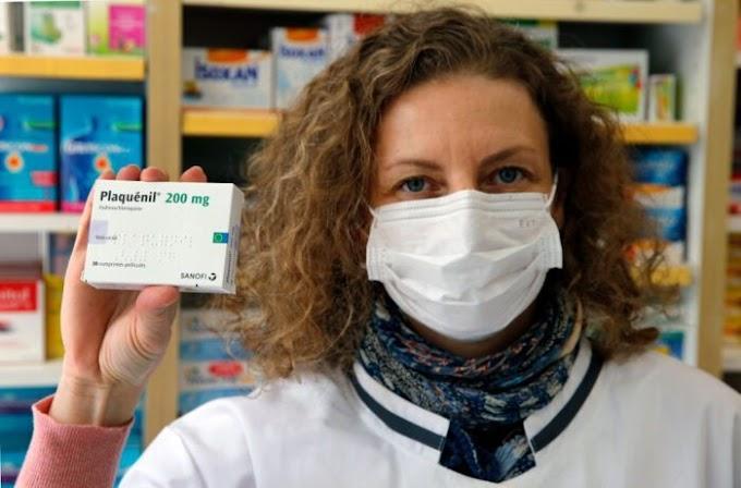 França: Novo decreto autoriza o uso mais amplo de hidroxicloroquina, inclusive em pacientes ambulatoriais