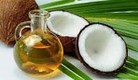 aceite de coco para curar hongos en el pene