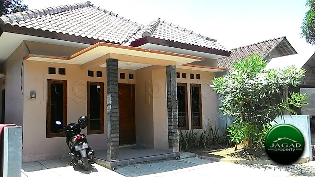 Rumah Baru Siap Huni di Purwomartani