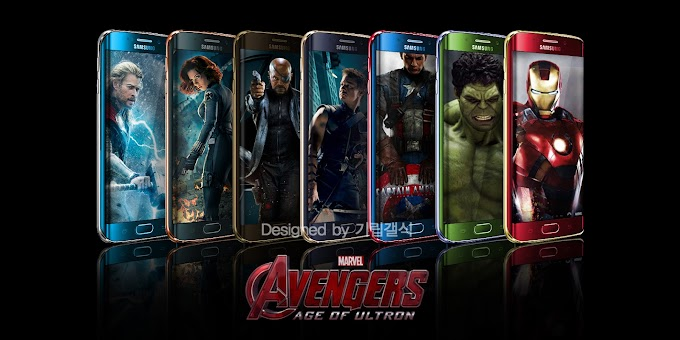 Samsung to offer Avengers-themed limited edition Galaxy S6 and Galaxy S6 edge