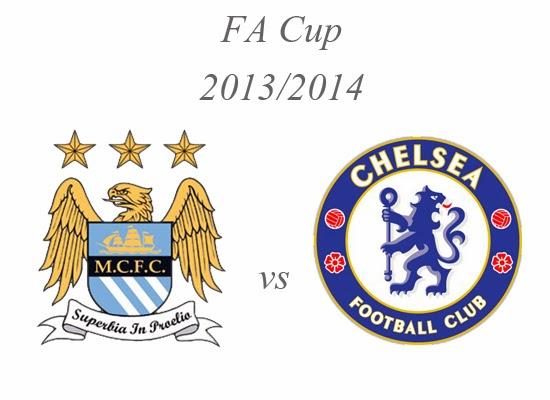 Chelsea Vs Manchester City 2014: Chelsea FC: February 2014
