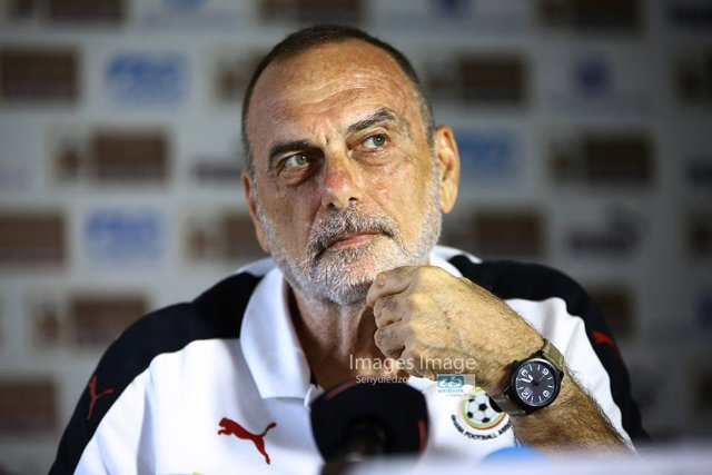 Official: Avram Grant resigns as Ghana coach