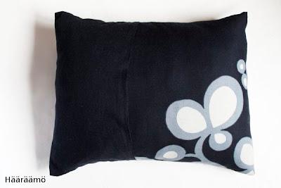 Valmis taskullinen tyynyliina