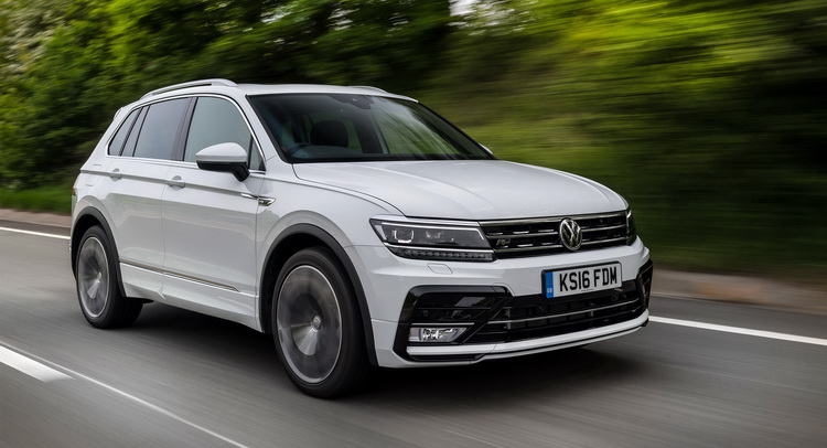 First Drive Can Vw S New Tiguan Become The Default Suv In