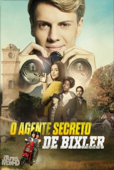O Agente Secreto de Bixler Torrent - WEB-DL 720p/1080p Dual Áudio