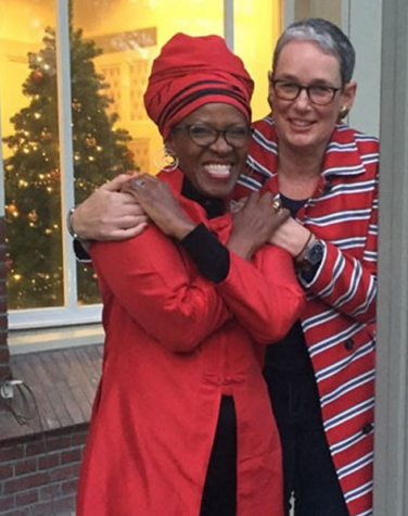 desmond tutu daughter marries lesbian