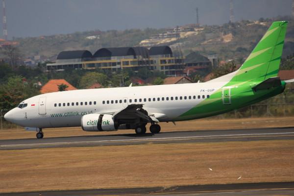 Citilink merupakan sebagian dari daftar maskapai penerbangan yang ada di indonesia