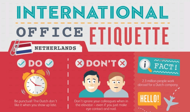 The Guide To International Office Etiquette