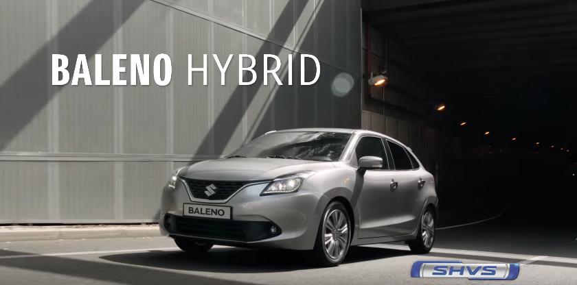 Canzone Suzuki Baleno Hybrid pubblicità ti muovi in piena libertà  - Musica spot Novembre 2016