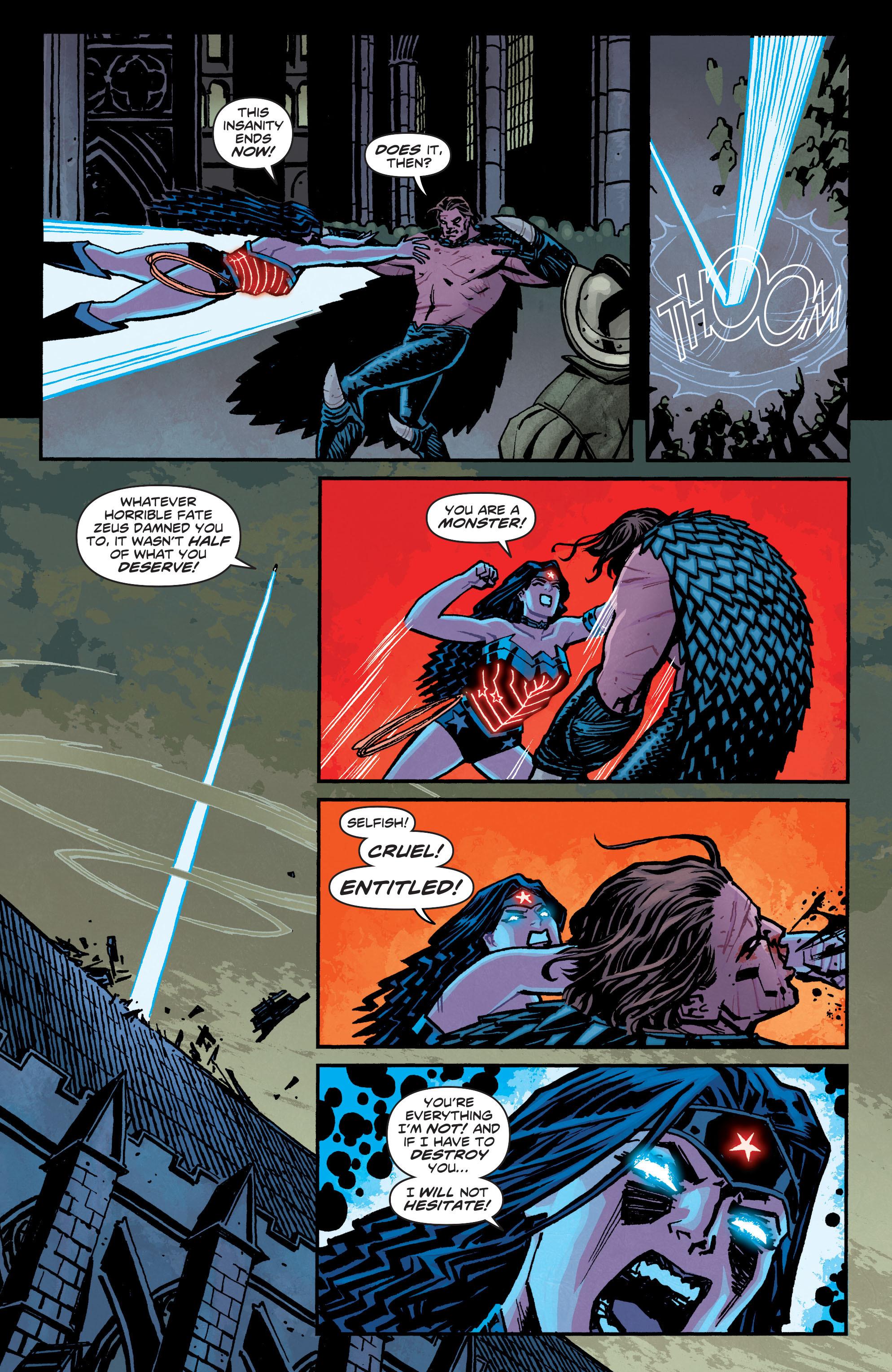 Read online Wonder Woman (2011) comic -  Issue #23 - 12