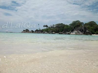 Pantai Tanjung Tinggi, Belitung