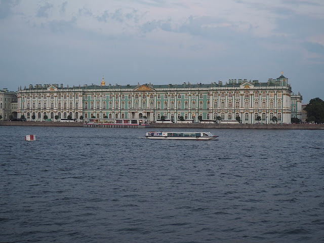 Санкт-Петербург – Эрмитаж (St. Petersburg - The Hermitage)