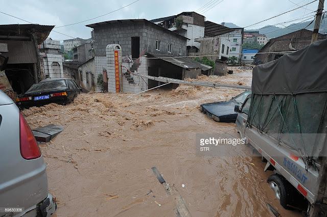 More Global Floods & Violent Storms 89630306