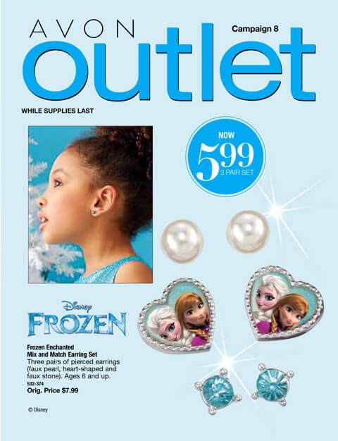 Avon Outlet Campaign 8 2016