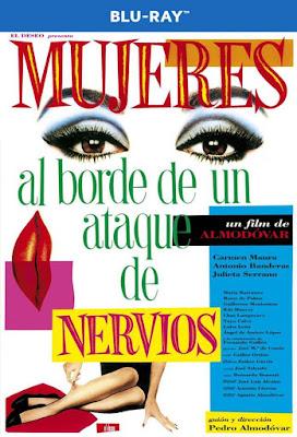 Mujeres Al Borde De Un Ataque De Nervios 1988 BD25 Spanish