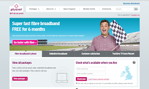 Plusnet is a popular UK broadband provider known for good customer services