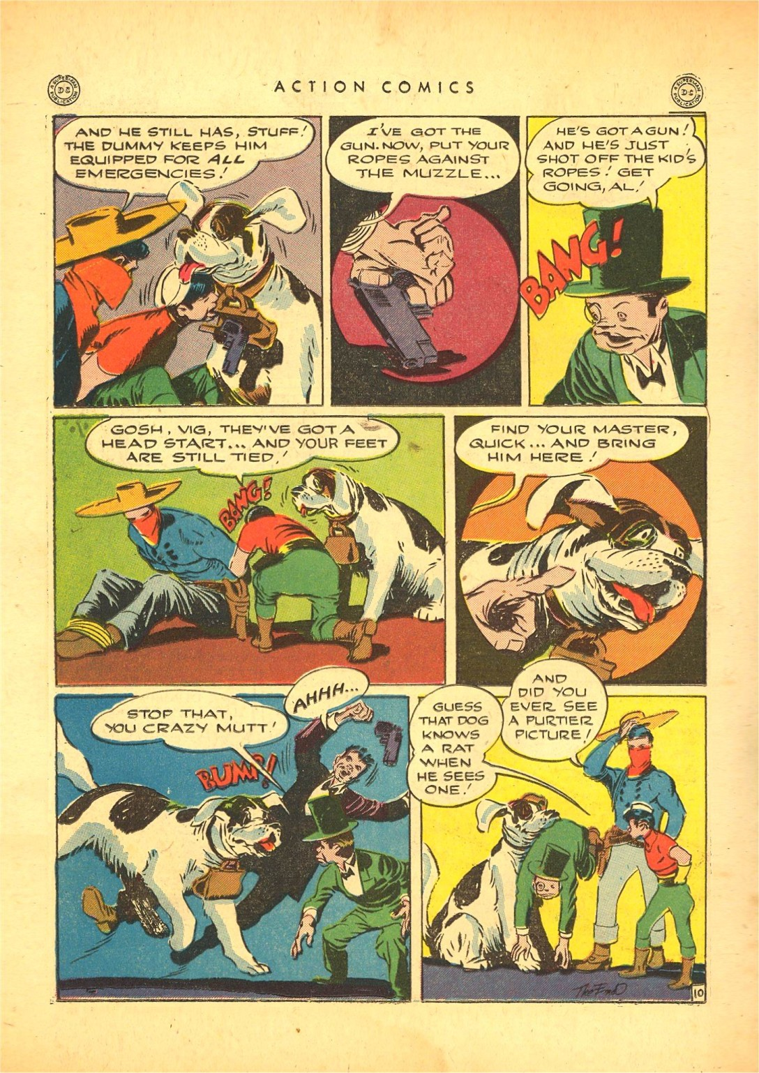 Read online Action Comics (1938) comic -  Issue #87 - 31