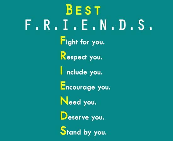 Friends DP Images