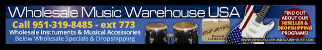 music instrument wholesale distributors dropshipping music gear