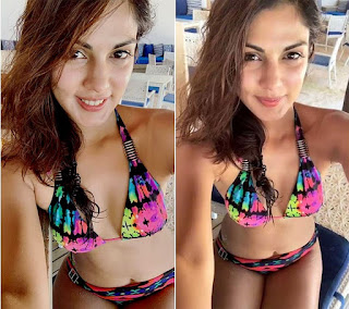 Rhea Chakraborty Hot Bikini Photo Shoot Stills, Rhea Chakraborty Latest Photos