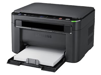 After my former Samsung Light Amplification by Stimulated Emission of Radiation printer was but also large as well as I idea I would live ameliorate amongst Samsung SCX-3206W Driver Download