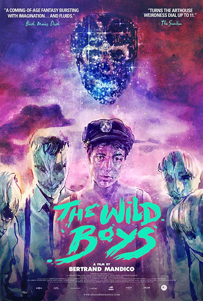 The Wild Boys (Les garçons sauvages) [Sub: Eng]