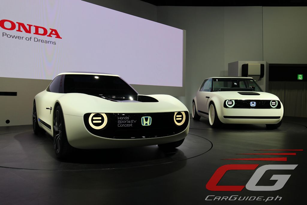 Honda Will Make You Want To Drive An Ev With The Sports Ev Concept