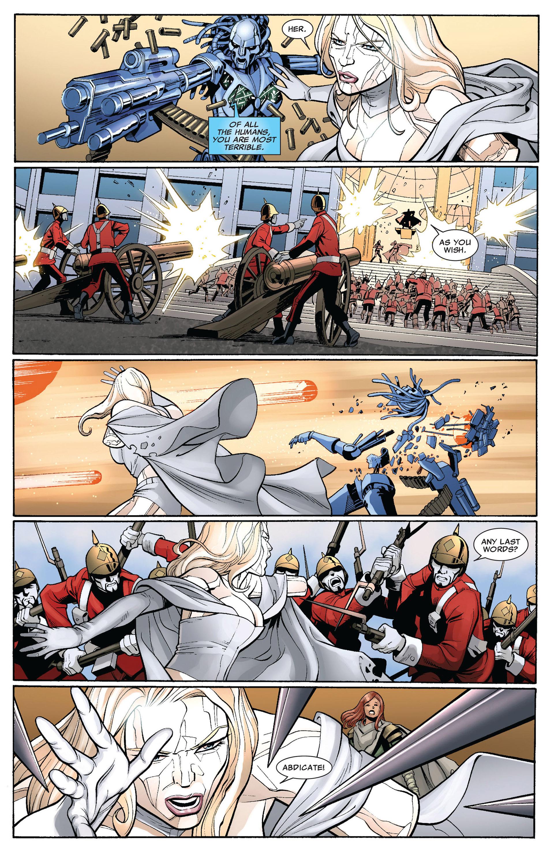 Read online Uncanny X-Men (2012) comic -  Issue #2 - 15