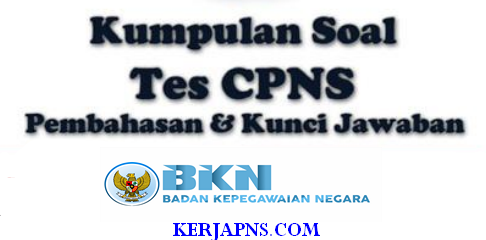 Download Contoh Soal Tes Cpns
