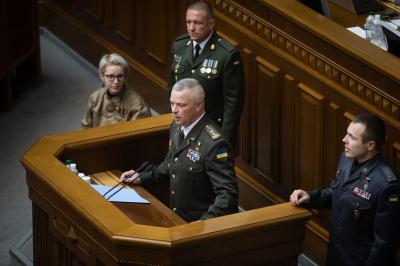 """Генерал Забродський: Ніхто не насмілиться скасувати вітання """"Слава Україні!"""""""