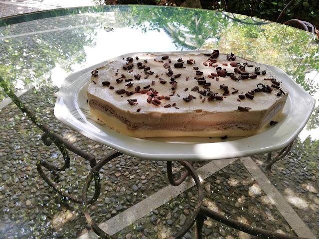 tarta gelada tiramisu