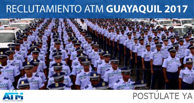 Inscripciones Reclutamiento ATM 2017