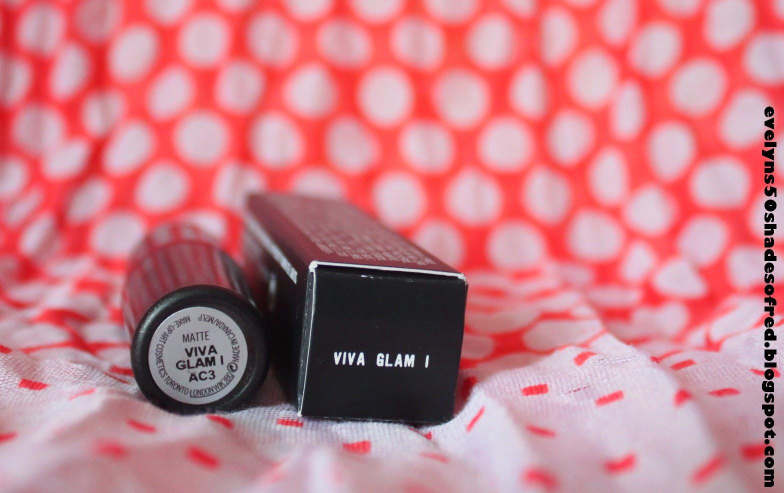MAC Viva Glam I