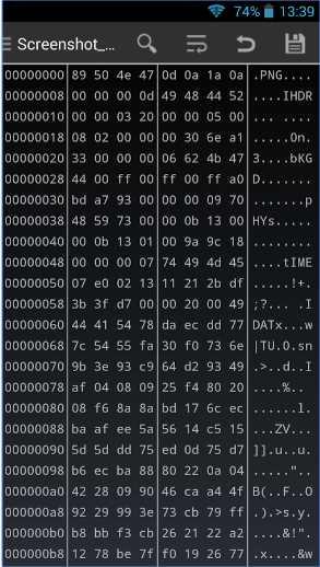 hex file editor