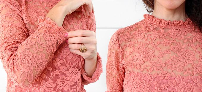 diy-blusa-encaje-detalle-fruncido-escote-mangas