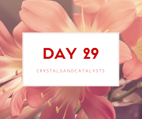 My Plans for Next Month - 30 Day Blogging Challenge (Day 29)