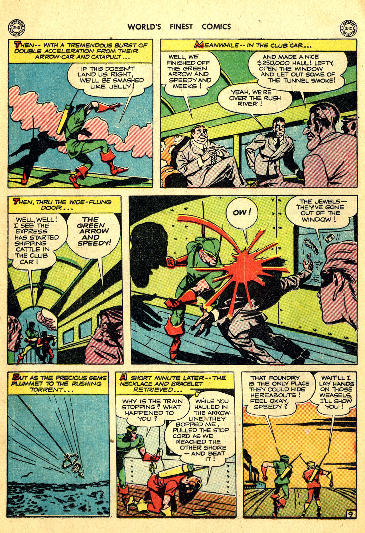 Read online World's Finest Comics comic -  Issue #18 - 57