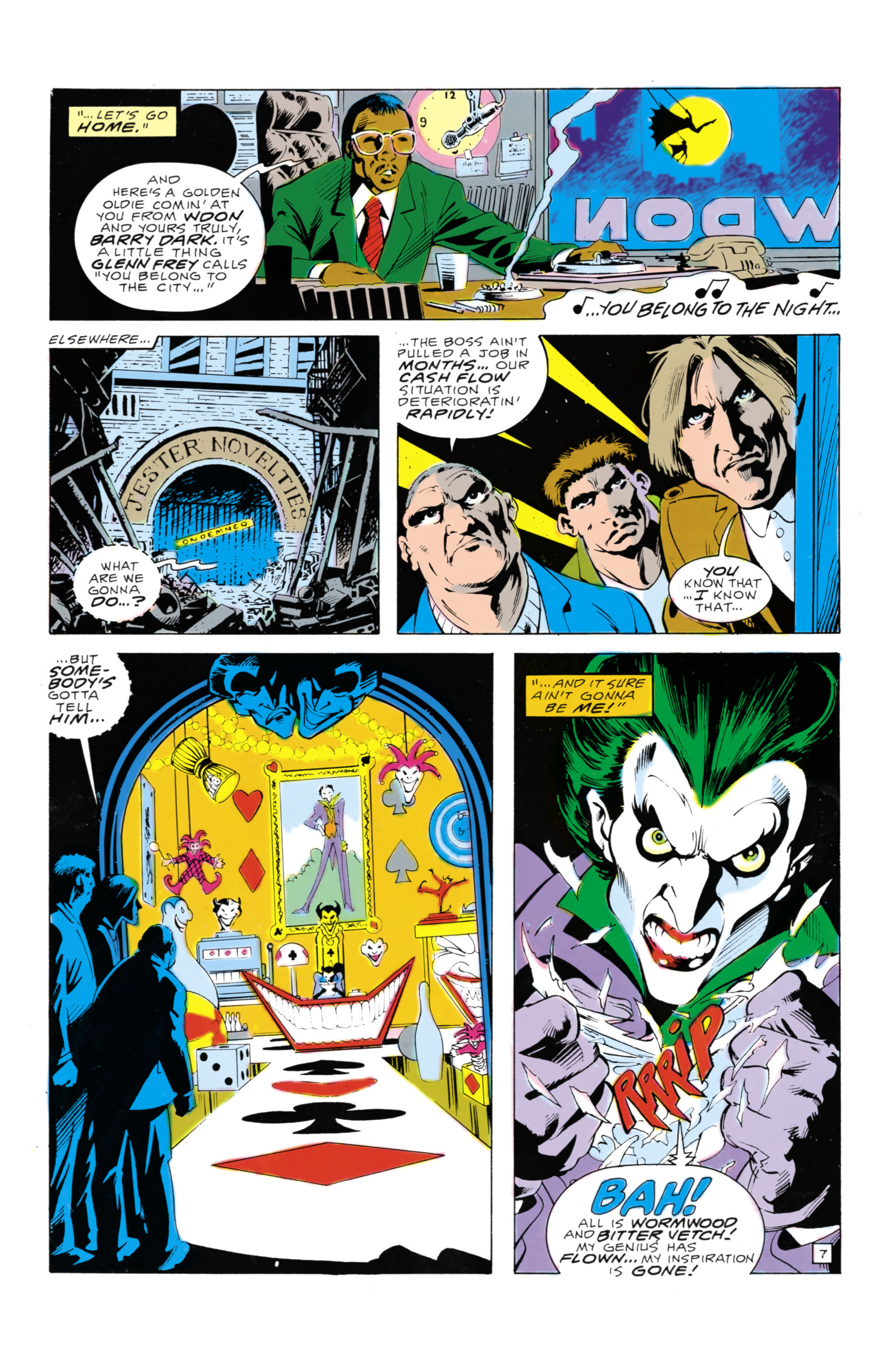 Detective Comics (1937) 569 Page 7