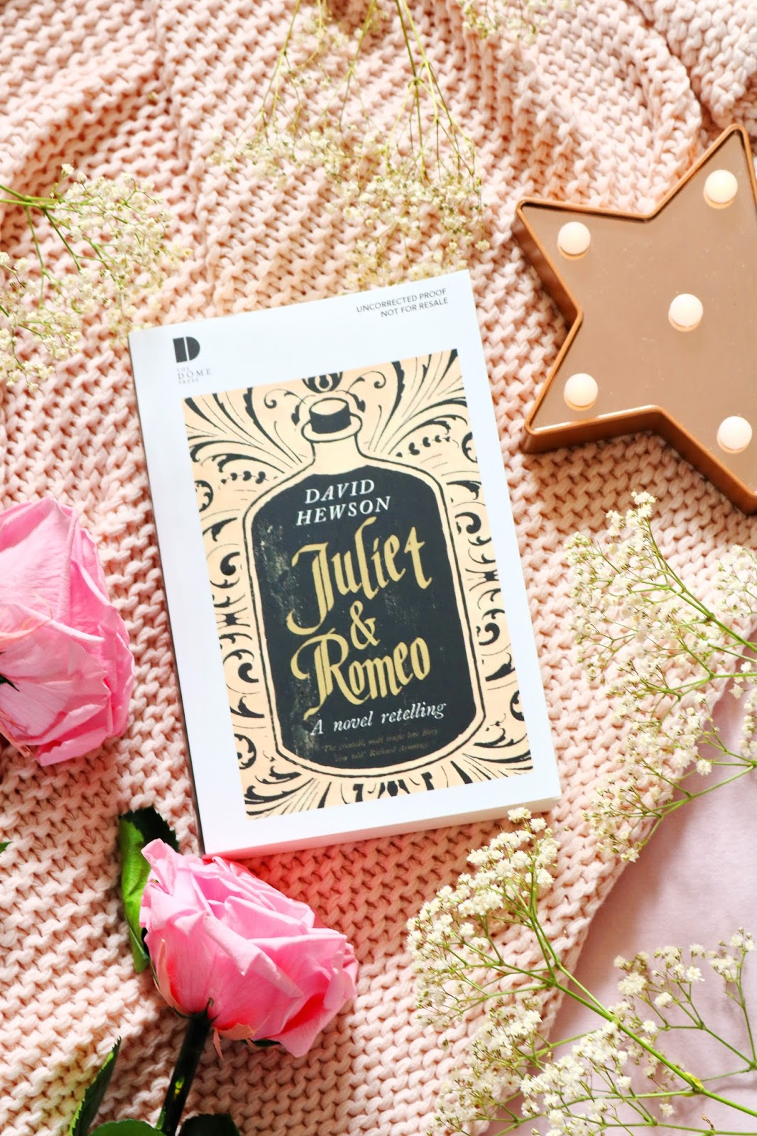 Blog Tour: Juliet and Romeo by David Hewson
