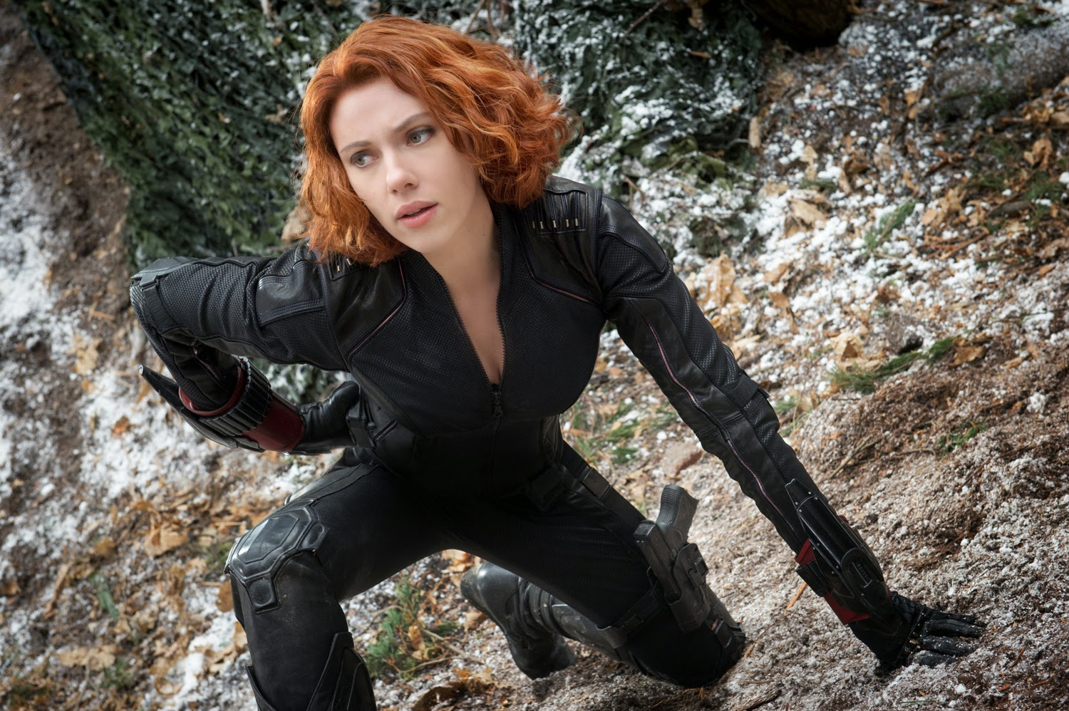Scarlett Johansson Black Widow Avengers Age of Ultron