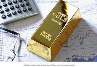 cara berinvestasi emas