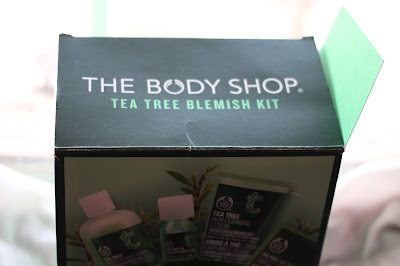 The Body Shop's Tea Tree Skincare Kit Review