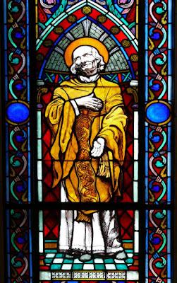 curé d'Ars, cathédrale Saint Charles ©F.D KT42