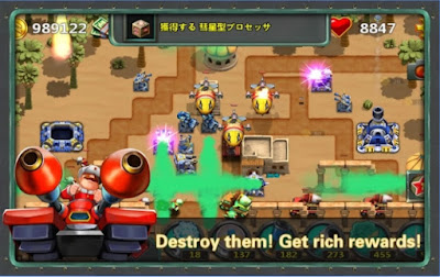 Little Commander 2 Mod Apk v1.7.0 Terbaru (Free Shopping)