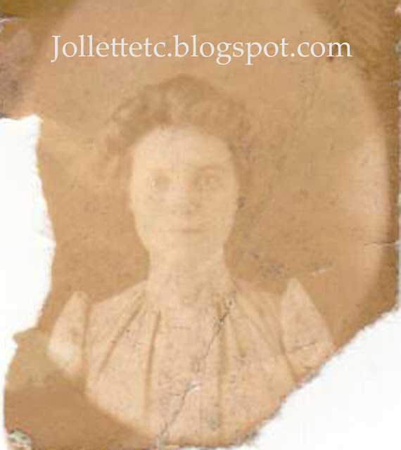 Photo of either Mary Theresa Sheehan Killeen Walsh or Bridget Gorman Sheehan https://jollettetc.blogspot.com