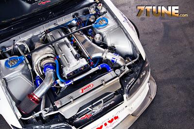 [eX] the DRIFTerz: S1580 powered by 2JZ-GTE2jz Twin Turbo Upgrade
