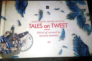Kalimpong-born author-illustrator brings Tales on Tweet with 50 stories