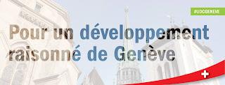 Pour un développement raisonné de Genève